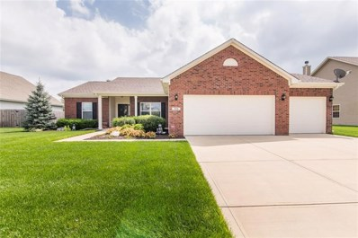 959 Geronimo Drive, Greenfield, IN 46140 - MLS#: 21584926