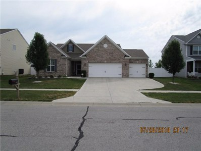 1655 Tuscany Drive, Greenwood, IN 46143 - #: 21584944