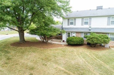 4605 London Drive, Indianapolis, IN 46254 - MLS#: 21584957