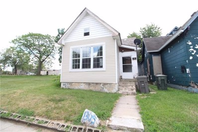 1305 E Market Street, Indianapolis, IN 46202 - MLS#: 21585065