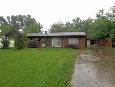 4423 Moline Drive, Indianapolis, IN 46221 - MLS#: 21585147
