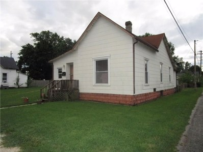417 N Jackson Street, Rushville, IN 46173 - #: 21585186