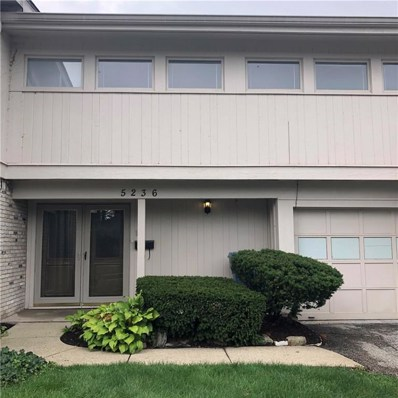 5236 Nob Lane UNIT 5236, Indianapolis, IN 46226 - #: 21585231