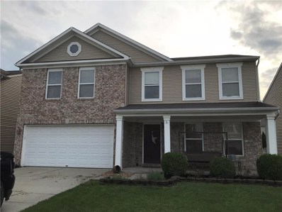 8141 S Evening Drive, Pendleton, IN 46064 - #: 21585236