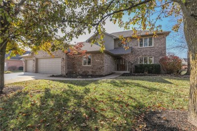 2268 Willow Lakes East Boulevard, Greenwood, IN 46143 - MLS#: 21585265