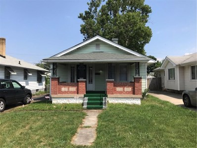 3840 English Avenue, Indianapolis, IN 46201 - MLS#: 21585422
