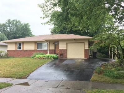 3539 Redwood Drive, Indianapolis, IN 46227 - #: 21585425