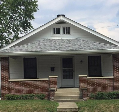 1455 N Euclid Avenue, Indianapolis, IN 46201 - #: 21585441