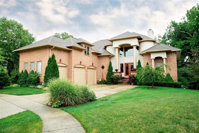 8607 Woodreed Court, Indianapolis, IN 46278 - #: 21585469