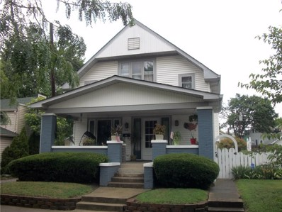 916 Hervey Street, Indianapolis, IN 46203 - #: 21585483