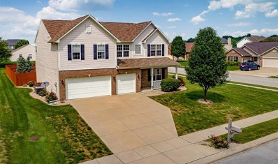 6806 Old Persimmon Court, Plainfield, IN 46168 - MLS#: 21585501
