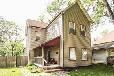 18 Jefferson Avenue, Indianapolis, IN 46201 - #: 21585526