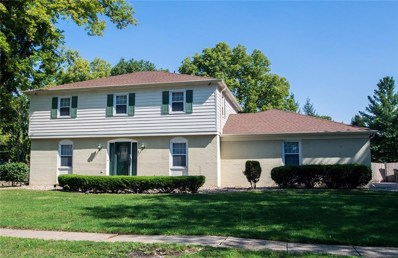 7730 Scarborough Blvd South Drive, Indianapolis, IN 46256 - MLS#: 21585534