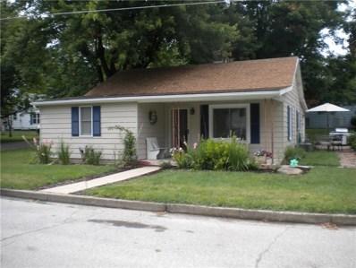 1212 Centralia Street, Crawfordsville, IN 47933 - #: 21585576
