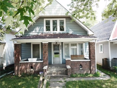 1405 Leonard Street, Indianapolis, IN 46203 - MLS#: 21585589