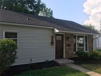 916 S Outer Drive, Lebanon, IN 46052 - MLS#: 21585595