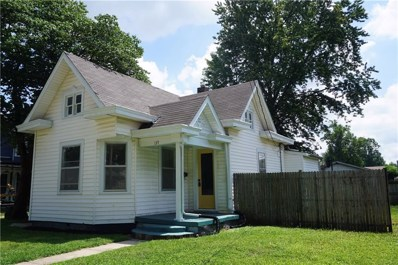 139 E Columbus Street, Martinsville, IN 46151 - MLS#: 21585639