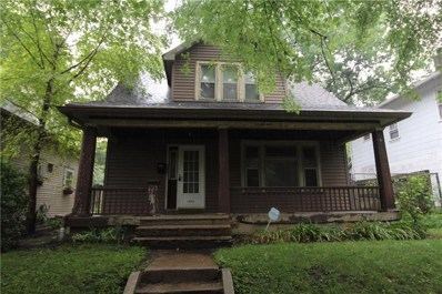 1323 N Oakland Avenue, Indianapolis, IN 46201 - MLS#: 21585679