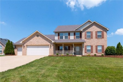 6150 W Morgan Court, New Palestine, IN 46163 - #: 21585704