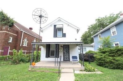 2444 N Harding Street, Indianapolis, IN 46208 - #: 21585718
