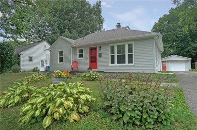 5643 Rosslyn Avenue, Indianapolis, IN 46220 - #: 21585751