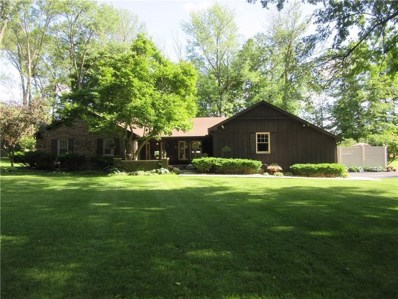 397 N Woodland Heights Drive, Crawfordsville, IN 47933 - #: 21585801