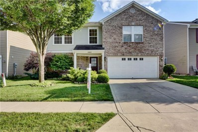 10893 Cyrus Drive, Indianapolis, IN 46231 - #: 21585836