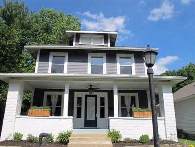 4141 Rookwood Avenue, Indianapolis, IN 46208 - #: 21585900