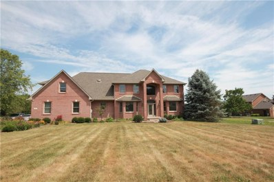 5122 W Stones Crossing Road, Greenwood, IN 46143 - #: 21585906