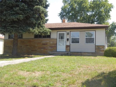 121 S Wittfield Street, Indianapolis, IN 46229 - #: 21585926