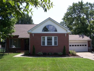 3447 Chamberlin Drive, Indianapolis, IN 46237 - #: 21585967