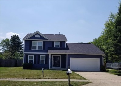 7755 Cardinal Cove S, Indianapolis, IN 46256 - #: 21585999
