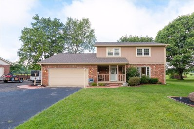 6326 S Carroll Road, Indianapolis, IN 46259 - #: 21586137