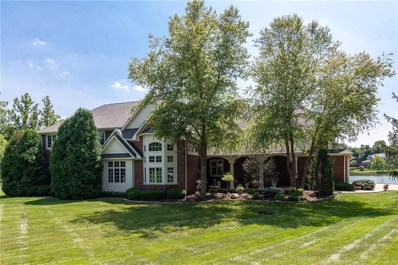 8023 Mill Pond Lane, Indianapolis, IN 46278 - #: 21586161