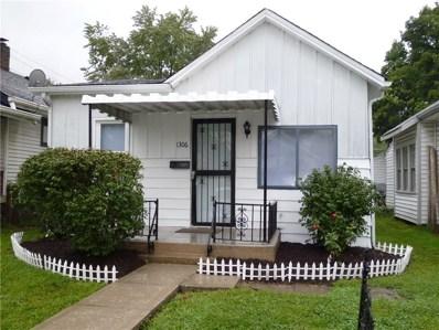 1306 N Grant Avenue, Indianapolis, IN 46201 - #: 21586175