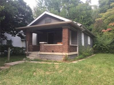 1623 N Rural Street, Indianapolis, IN 46218 - #: 21586224