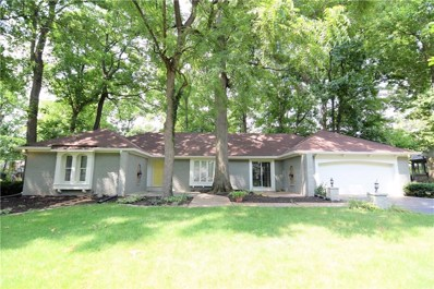 7232 Highburry Drive, Indianapolis, IN 46256 - #: 21586256