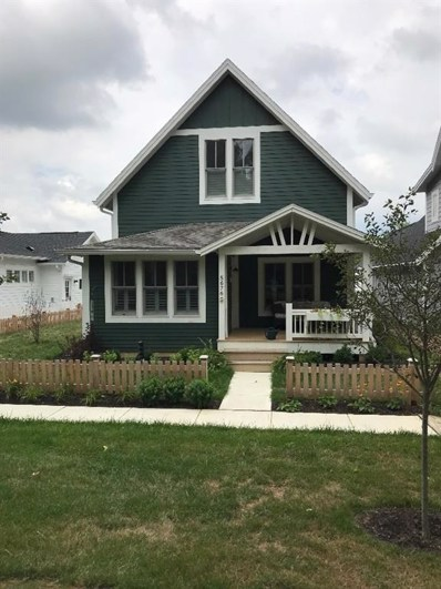 5676 Upper Garden Way, Zionsville, IN 46077 - #: 21586284