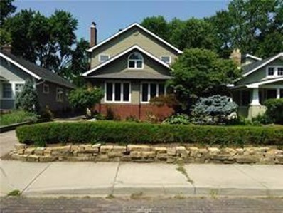 5346 N Park Avenue, Indianapolis, IN 46220 - #: 21586311