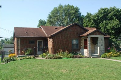 1039 E Columbus Street, Martinsville, IN 46151 - MLS#: 21586323