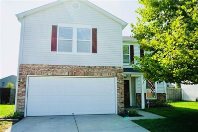 3418 Cork Bend Drive, Indianapolis, IN 46239 - MLS#: 21586324