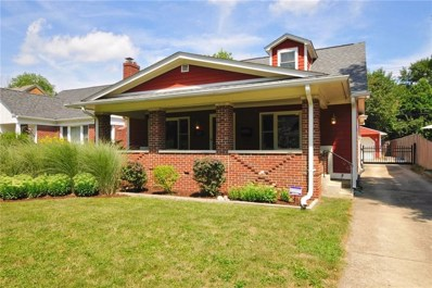 222 W 44TH Street, Indianapolis, IN 46208 - #: 21586325