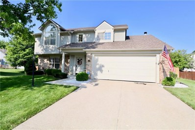 6716 Caribou Court, Indianapolis, IN 46278 - #: 21586334