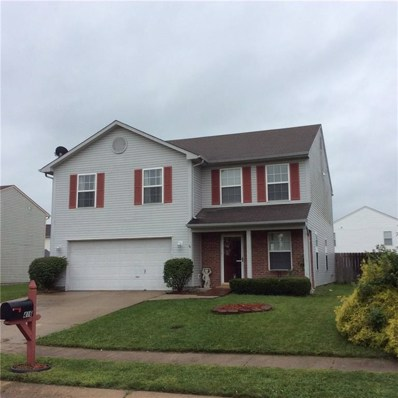 416 Leffler Drive, Indianapolis, IN 46231 - #: 21586366