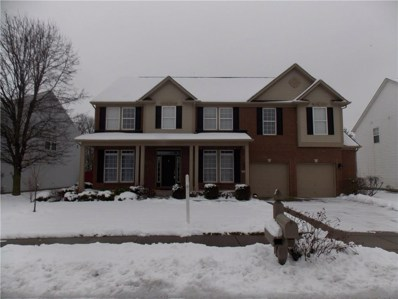 13747 Meadow Lake Drive, Fishers, IN 46038 - #: 21586382