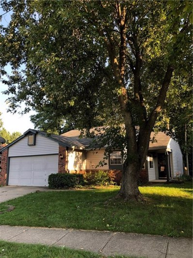 1525 Creekside Lane, Greenwood, IN 46142 - MLS#: 21586405