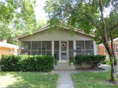 6025 Compton Street, Indianapolis, IN 46220 - MLS#: 21586456