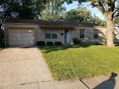 6708 E 43rd Place, Indianapolis, IN 46226 - #: 21586506