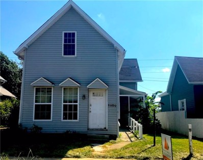 1909 S Delaware Street, Indianapolis, IN 46225 - #: 21586518