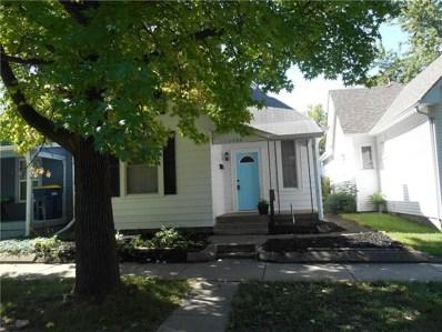 1750 S Talbott Street, Indianapolis, IN 46225 - MLS#: 21586539